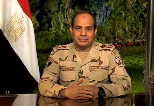 Egypt 2014: Dismantling the Myth of the Candidate of Necessity