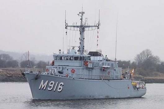 NATO Sending Five Ships to Baltic to Bolster Defense of Eastern Allies