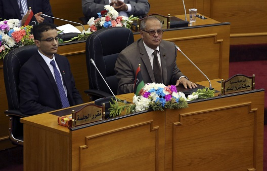 Libya's Faltering Political Process