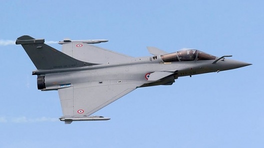 France Sending Four Rafale Fighter Jets to Poland