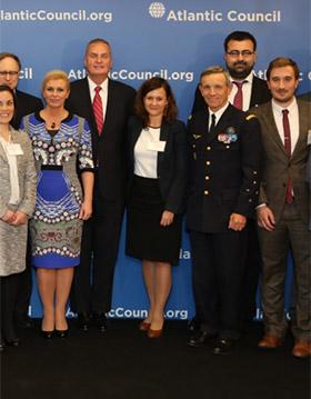 Introduction of Transatlantic Emerging Leaders