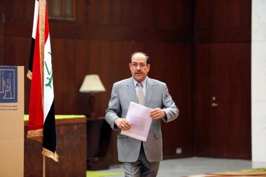 iraq s maliki a third term atlantic council