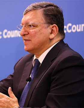 Barroso Discusses Europe's Unity in Light of Ukraine Crisis, TTIP, and EU Elections