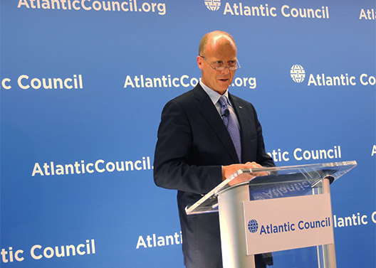 Thomas Enders Delivers Remarks on the State of European Defense