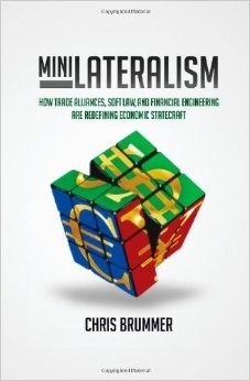 Minilateralism: A New Book from Atlantic Council Expert, Chris Brummer