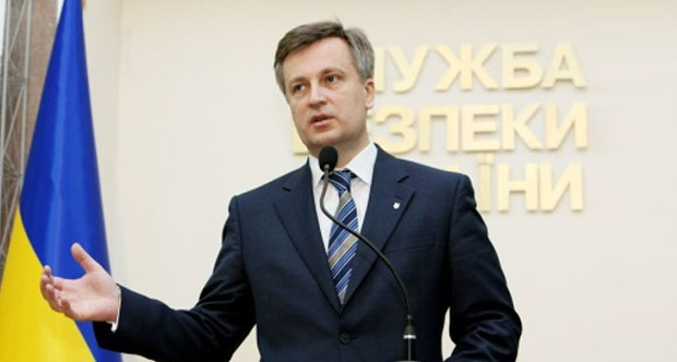Intelligence Chief: 100 Russian Officers Are Leading Ukraine's Uprisings