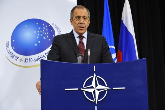 Russian Foreign Minister Sergei Lavrov, December 4, 2009
