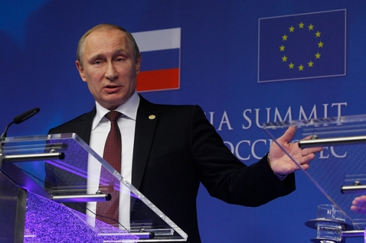 Europeans Dither on Defense While Putin Laughs