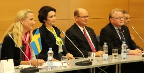 Swedish Defense Commission Says Russian Aggression in Ukraine has Increased Risk in Nordic and Baltic Region