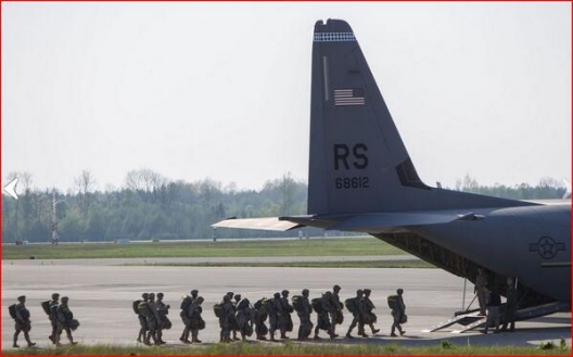 European Ground Troops Need to Join US Units Defending NATO's Eastern Allies