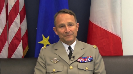French Chief of Defense General Pierre De Villiers
