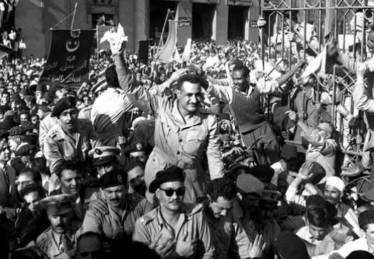Searching for Nasserism in Egypt's Elections