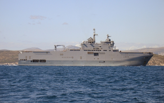 France Might Withhold 2nd Mistral Ship From Russia