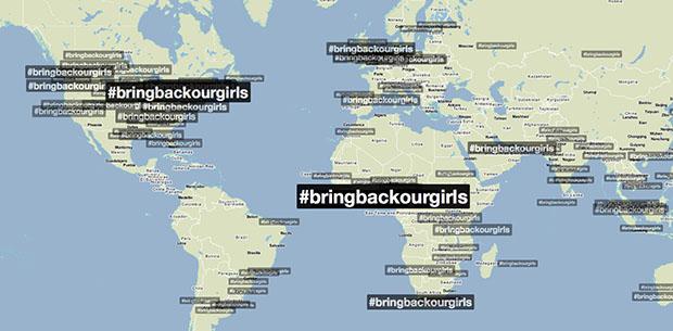bringbackourgirls trendsmap