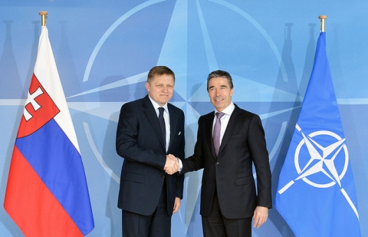 Slovakia and the Czech Republic Reject NATO Bases