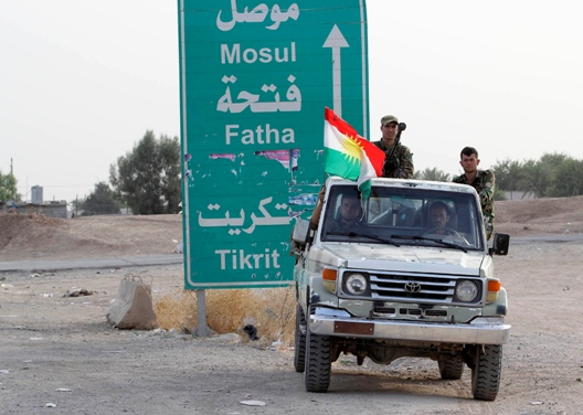 Kurds Poised to Benefit From Baghdad's Failures