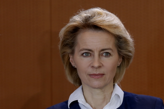 German Defense Minister: 'Russia Has Destroyed a Massive Amount of Trust'