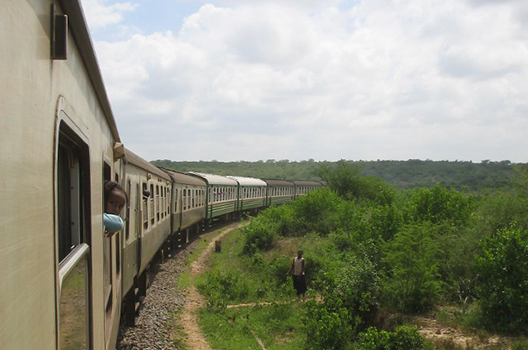 EAC Railway: A Microcosm of China's Foreign Policy towards Africa