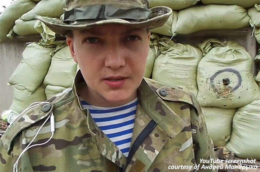 The New Ordeal of Nadiya Savchenko