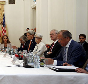 Easing US and EU sanctions on Iran