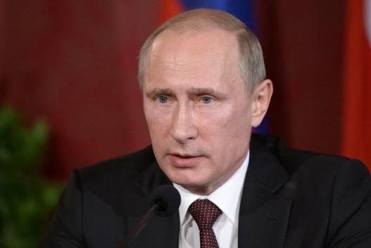 Russian President Vladimir Putin, June 24, 2014