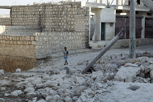 Syria: Should the West Work With Assad?