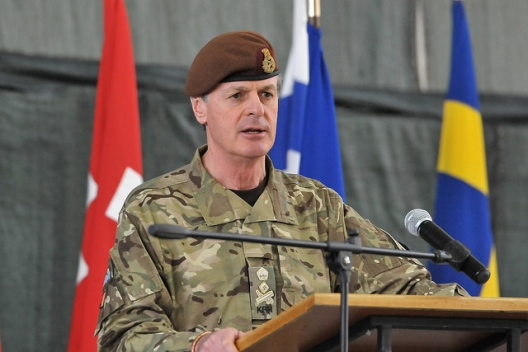 Former NATO Military Leader Calls for Permanent Basing of NATO Troops in the Baltics