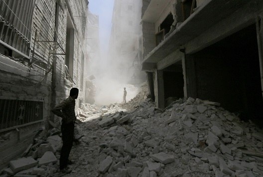 Syria: Lesser of Two Evils?