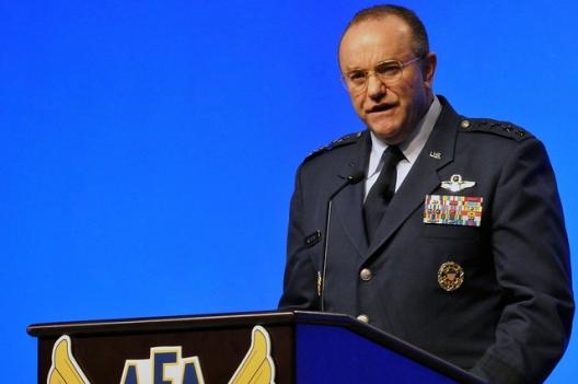 SACEUR Gen. Philip Breedlove, Feb. 17, 2011