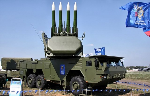 NATO General Warned of Russian 'Anti-Aircraft' Training for Separatists