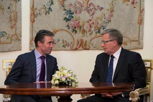 President of Poland Calls for Strengthening NATO's Eastern Flank