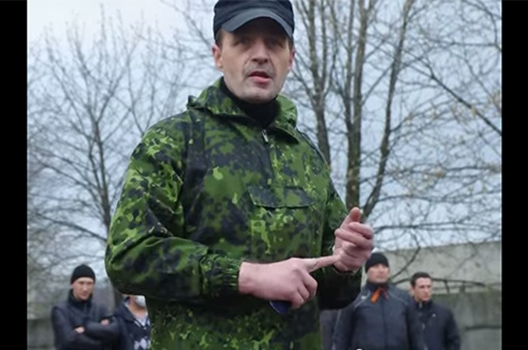 The Flight of 'The Demon':  A Brutal Russian Officer Reportedly Flees His Place In the Ukraine War
