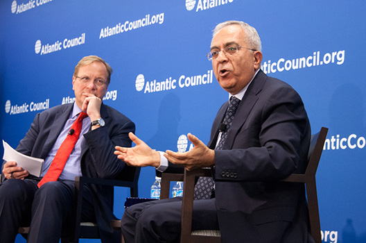 Salam Fayyad: To Halt Gaza's War, Offer the Palestinians a Future