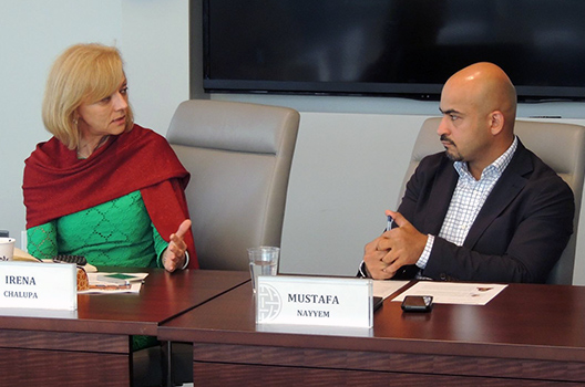 Ukrainians Will Not Compromise With Russia, Nayyem Says