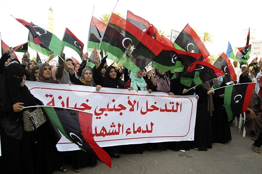 An International Stabilization Force for Libya?