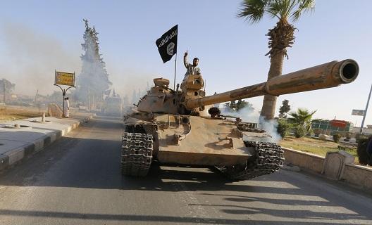 ISIS at Egypt's Door