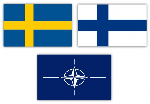 Sweden and Finland are NATO Partners