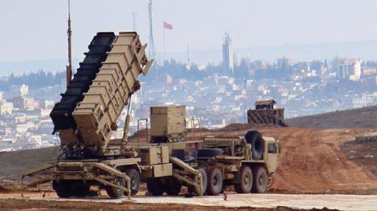 NATO Patriot battery in Turkey