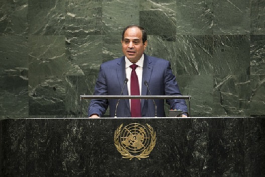 President Sisi Goes to the United Nations