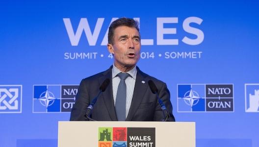 Secretary General Anders Fogh Rasmussen, September 4, 2014