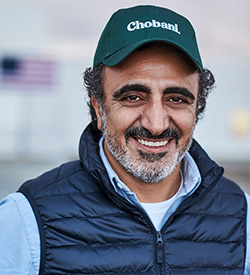 Hamdi Ulukaya, Founder, Chairman, and CEO of Chobani, Global Citizen Awards 2018