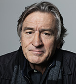 Robert De Niro, 2014 Global Citizen Award