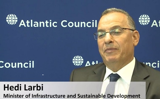 [VIDEO] Tunisia's Path Forward: An Interview With Minister Hedi Larbi