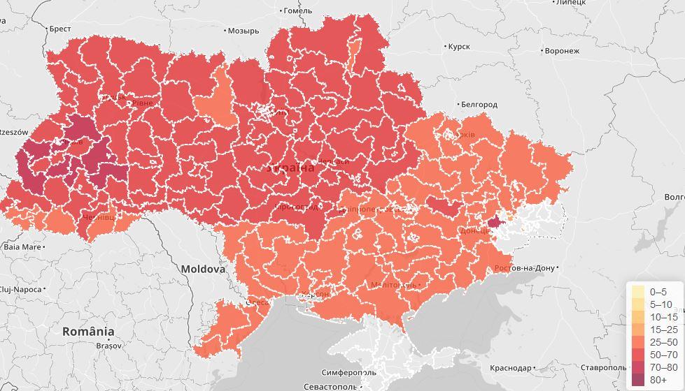 20141026 UkraineTurnoutMap origl