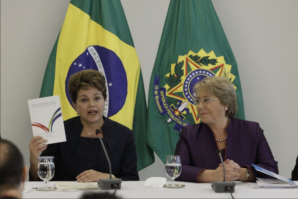 Can Dilma Rousseff Rebuild Broader Political Alliances for Her Second Term?