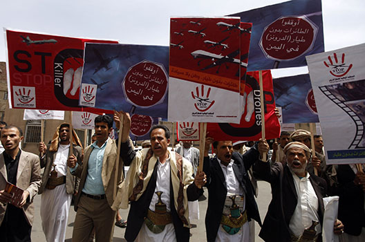Do drone strikes in Yemen undermine US security objectives?