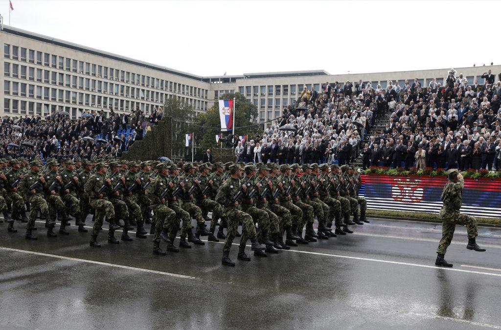 Ukraine, ISIS Wars Increase Europe's Risks in the Western Balkans