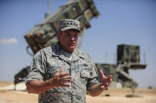 US European Commander Asks for More Troops