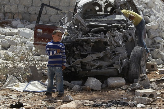 What Went Wrong in Idlib?