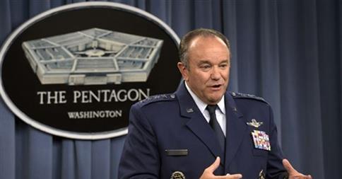 SACEUR Gen. Philip Breedlove, Nov. 3, 2014